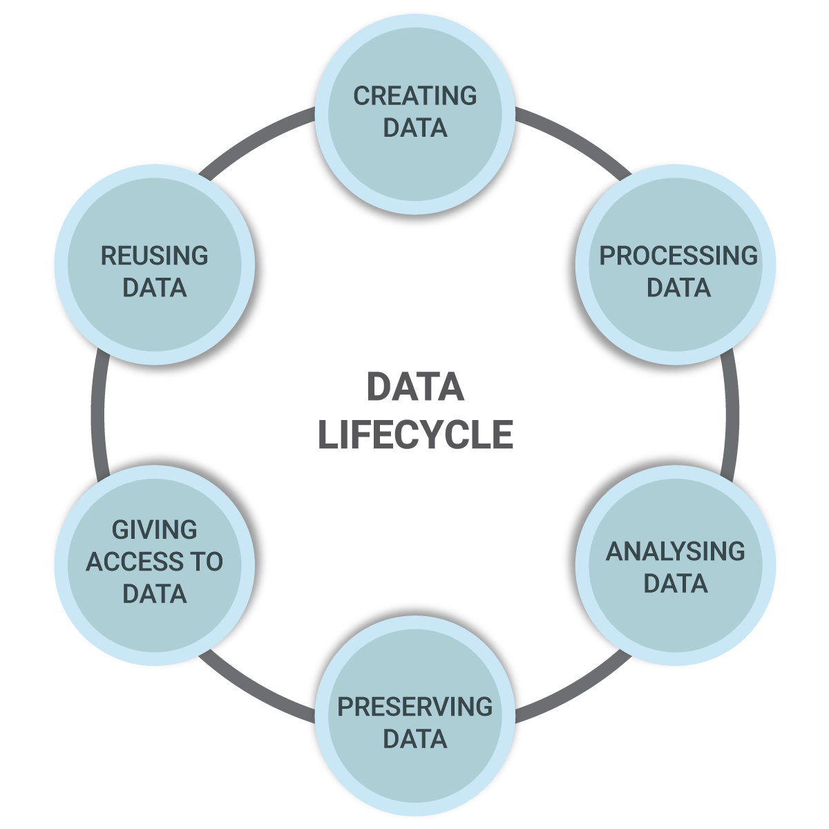 effective data management Guidelines for effective data management plans 3 are shared through an archive, research productivity increases and many times the number of publications result as opposed.